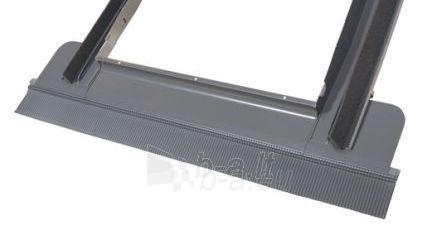 Stoglangio tarpinė RoofLITE SFX M4A 78x98 cm lygiai stogo dangai Paveikslėlis 2 iš 2 237910000510