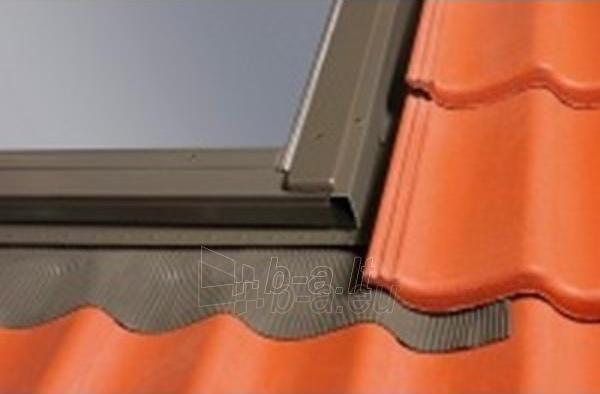 Jumta logs blīve RoofLITE TFX F6A 66x118 cm uz profilētā jumta Paveikslėlis 1 iš 1 237910000515
