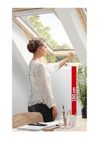 Roof Windows VELUX GLU 0055 MK06 78x118 cm. Paveikslėlis 1 iš 2 310820024063