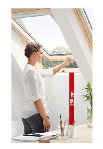 Roof Windows VELUX GZL-B M06 78x118 cm Paveikslėlis 1 iš 3 237910000455