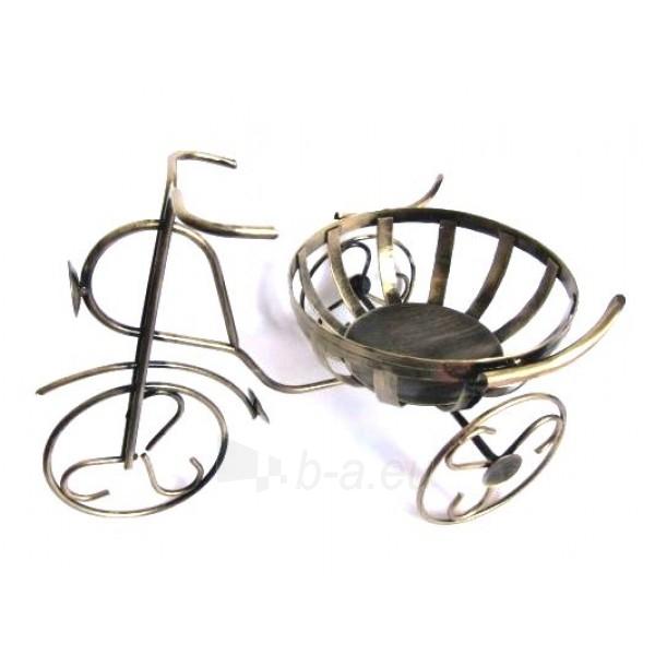 Stovas gėlėms 40-963 dviratukas 30*35cm Paveikslėlis 1 iš 1 310820028774