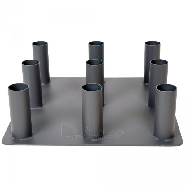 Stovas Olympic grifams inSPORTline BR5001, 50 mm Paveikslėlis 2 iš 4 250574000471