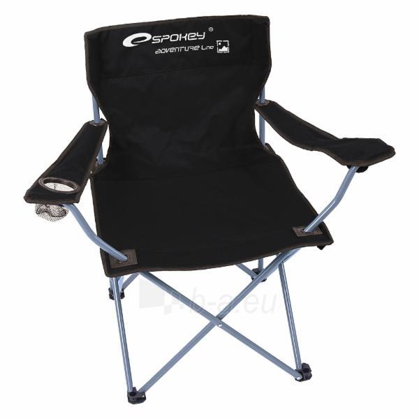 Stovyklavimo kėdė ANGLER Paveikslėlis 1 iš 1 250530010029