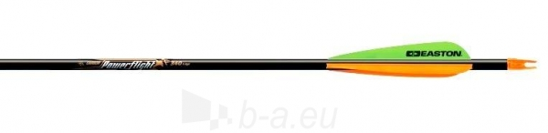 Strėlė karboninė Easton Powerflight 400 Paveikslėlis 1 iš 1 251591000025