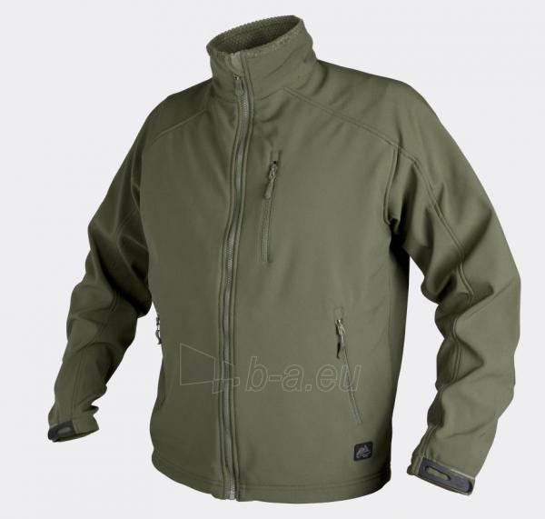 Švarkas Helikon DELTA Jacket Shark Skin, olive green Paveikslėlis 1 iš 1 251510100180