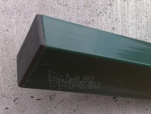 Stulpas karštai cinkuotas Gardenfence 60x40x2000 (3 spalvos ) Paveikslėlis 1 iš 1 310820132166