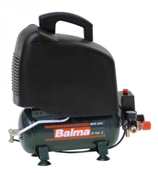 Stūmoklinis betepalinis kompresorius BALMA Mizar OM231 Paveikslėlis 1 iš 1 225291000143