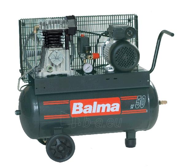 Stūmoklinis kompresorius BALMA NS12/50 CM2 Paveikslėlis 1 iš 1 225291000145