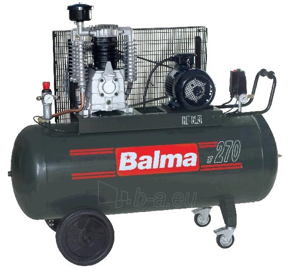 Stūmoklinis kompresorius BALMA NS39/270 CT5,5 Paveikslėlis 1 iš 1 225291000148