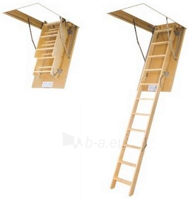 Sudedami laiptai FAKRO LWS smart 60x130x280 3 segmentų Paveikslėlis 2 iš 8 237960000015