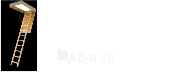 Sudedami laiptai FAKRO LWS smart 60x130x280 3 segmentų Paveikslėlis 5 iš 8 237960000015