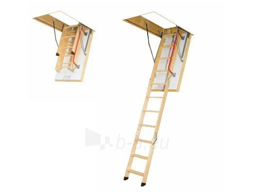 Sudedami segmentiniai laiptai FAKRO LTK Thermo 70x120x280 Paveikslėlis 1 iš 1 2379600000077