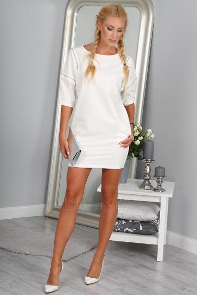Suknelė Ahana (kreminės spalvos) Paveikslėlis 1 iš 4 310820045620