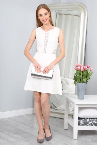 Suknelė Alodia (kreminės spalvos) Paveikslėlis 1 iš 3 310820034740