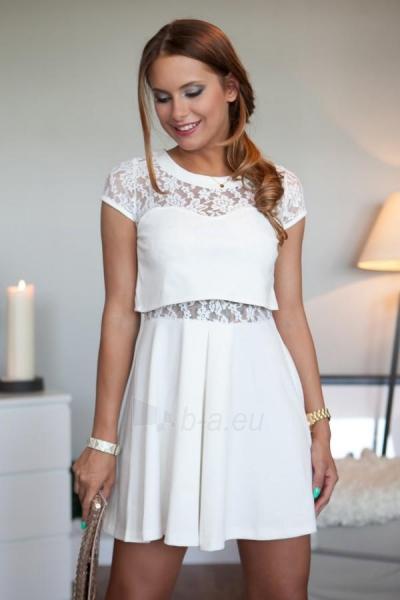 Suknelė Alta (kreminės spalvos) Paveikslėlis 1 iš 6 310820032675