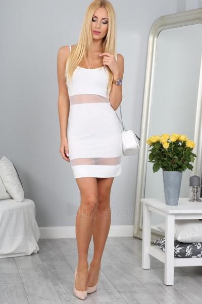 Suknelė Amalia (kreminės spalvos) Paveikslėlis 1 iš 3 310820035453