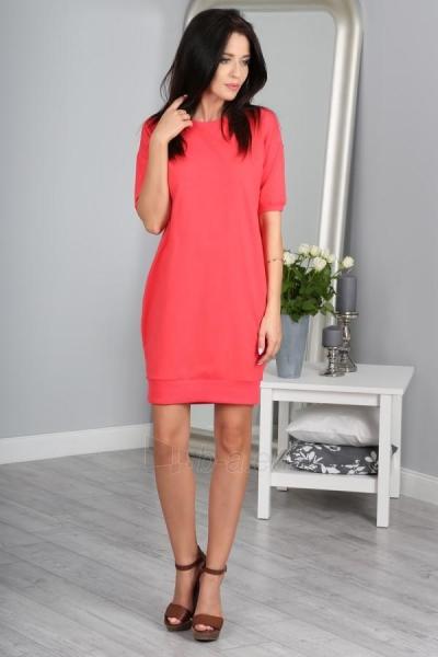 Suknelė Amira (koralo spalvos) Paveikslėlis 1 iš 4 310820032897