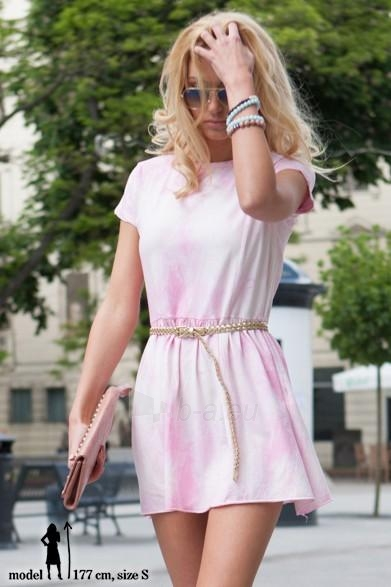 Suknelė Aria (rožinės spalvos) Paveikslėlis 1 iš 8 310820035869