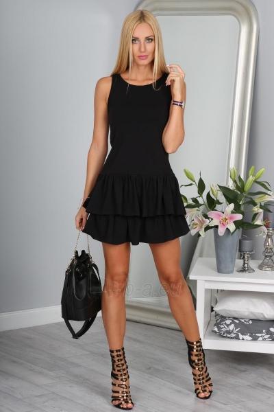 Suknelė Arie (juodos spalvos) Paveikslėlis 1 iš 4 310820045519