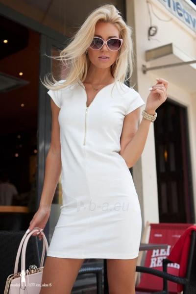 Suknelė Astrid (baltos spalvos) Paveikslėlis 1 iš 3 310820047409