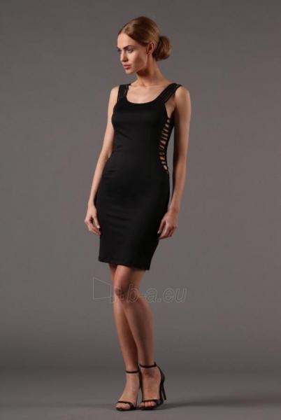 Suknelė Augusta (juodos spalvos) Paveikslėlis 1 iš 3 310820034725