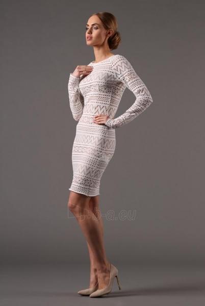 Suknelė Azura (kreminės spalvos) Paveikslėlis 1 iš 5 310820043494