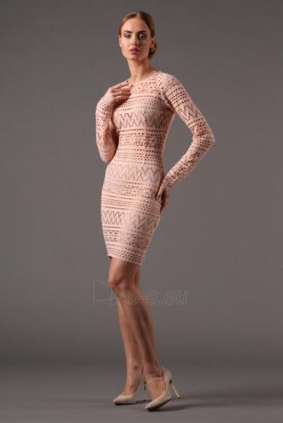 Suknelė Azura (lašišinės spalvos) Paveikslėlis 1 iš 5 310820034719