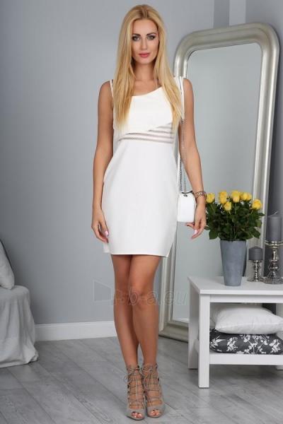 Suknelė Betrys (kreminės spalvos) Paveikslėlis 1 iš 3 310820035467