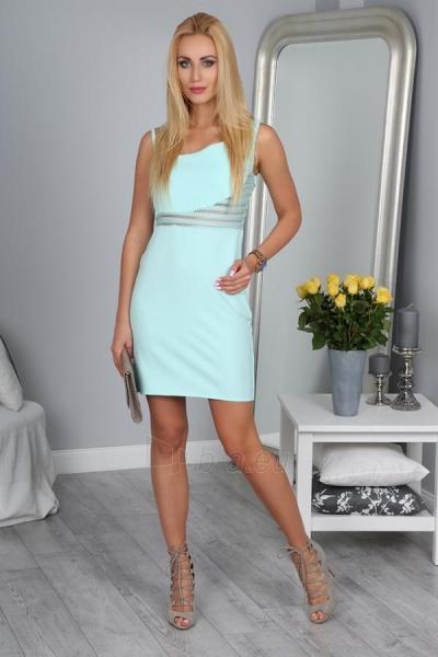 Suknelė Betrys (turkio spalvos) Paveikslėlis 1 iš 4 310820035465