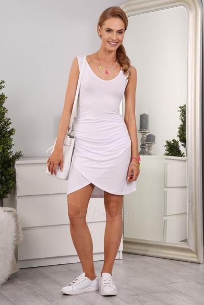 Suknelė Bilton (baltos spalvos) Paveikslėlis 1 iš 4 310820035241