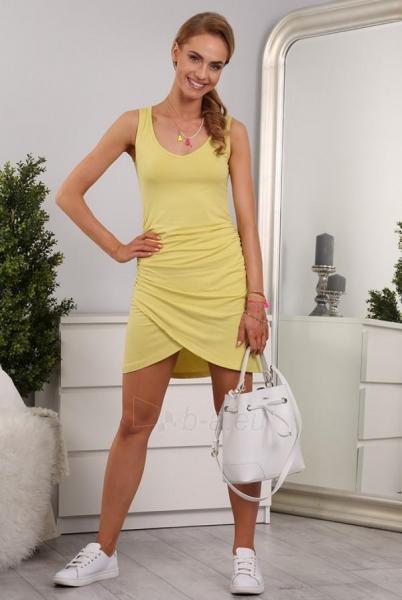 Suknelė Bilton (geltonos spalvos) Paveikslėlis 1 iš 4 310820035240