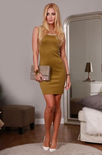 Suknelė Charlot (alyvinės spalvos) Paveikslėlis 1 iš 4 310820034640