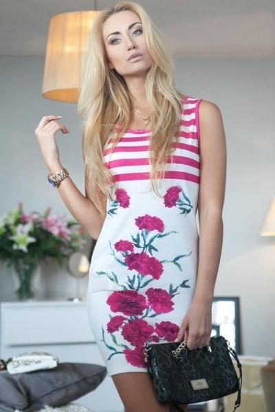 Suknelė Chloe (burnočio spalvos) Paveikslėlis 1 iš 3 310820046816