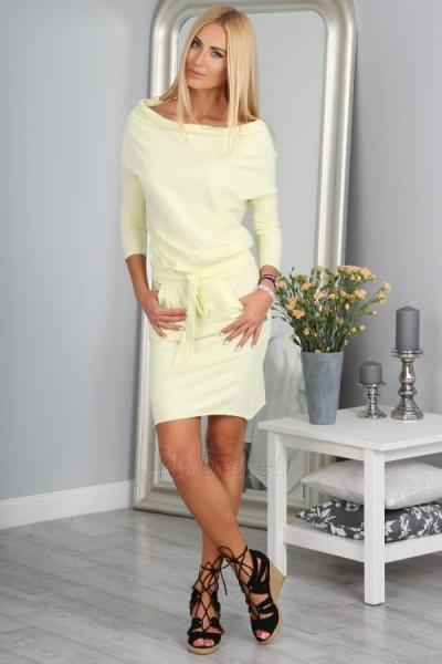 Suknelė Chriz (citrinos spalvos) Paveikslėlis 1 iš 4 310820032904