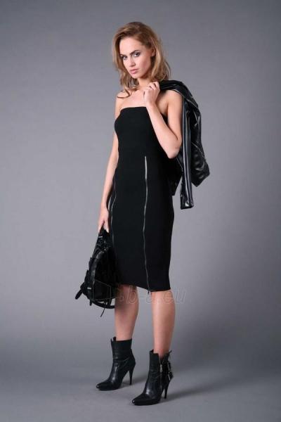 Suknelė Cito (juodos spalvos) Paveikslėlis 1 iš 5 310820034648