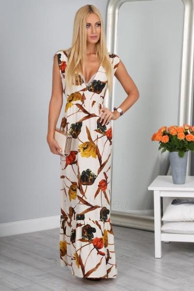 Suknelė Conor (kreminės spalvos) Paveikslėlis 1 iš 4 310820033288