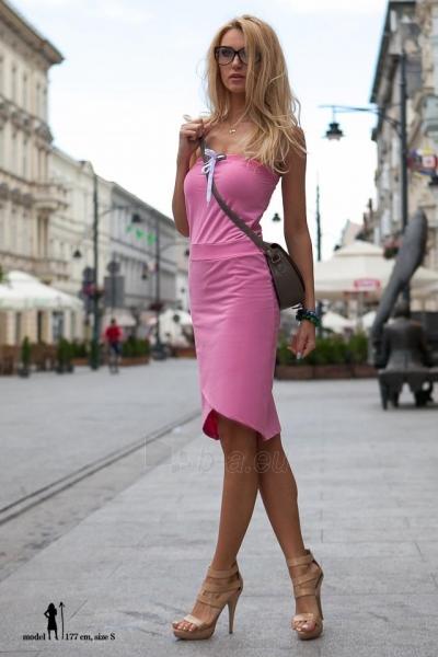 Suknelė Davi (rožinės spalvos) Paveikslėlis 1 iš 4 310820056718