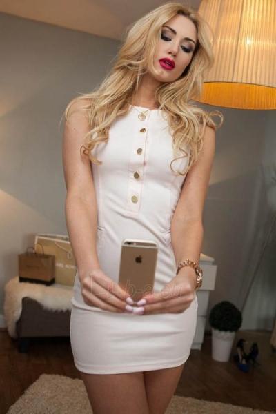 Suknelė Delia (baltos spalvos) Paveikslėlis 1 iš 4 310820033169