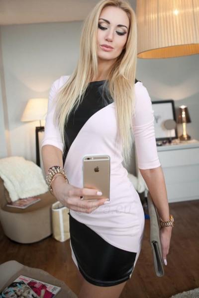 Suknelė Dell (rožinės spalvos) Paveikslėlis 1 iš 3 310820033168