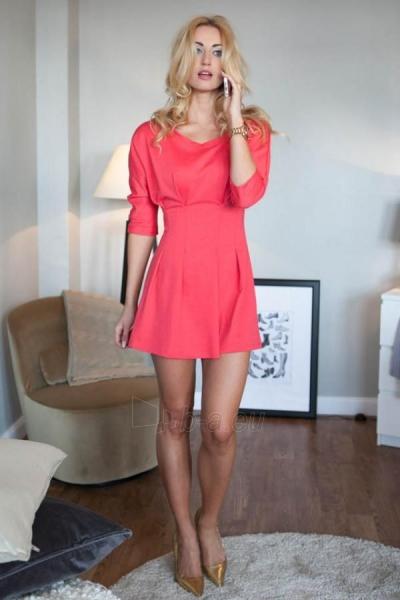 Suknelė Demanda (raudonos spalvos) Paveikslėlis 1 iš 3 310820033161