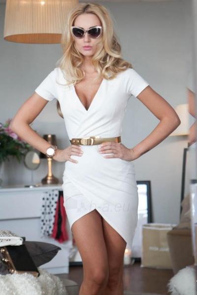 Suknelė Dena (baltos spalvos) Paveikslėlis 1 iš 4 310820033157