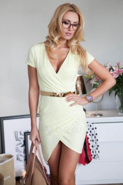 Suknelė Dena (geltonos spalvos) Paveikslėlis 1 iš 4 310820033155