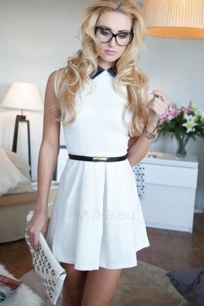 Suknelė Denicia (baltos spalvos) Paveikslėlis 1 iš 4 310820033151