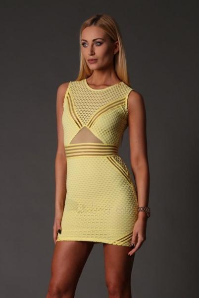 Suknelė Drum (geltonos spalvos) Paveikslėlis 1 iš 4 310820035361