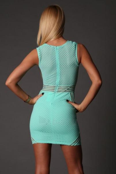 Suknelė Drum (mėtinės spalvos) Paveikslėlis 3 iš 3 310820041614