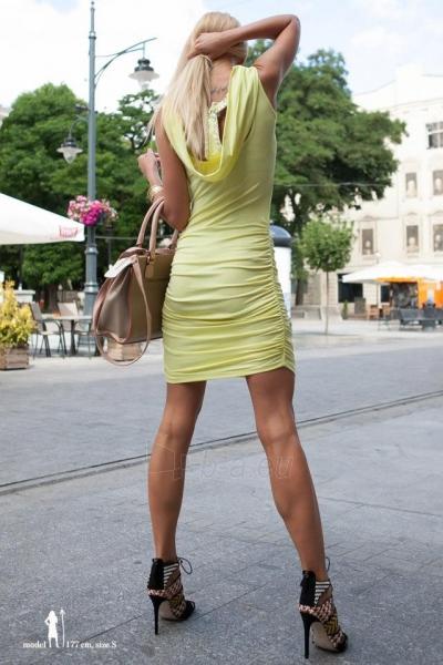 Suknelė Edie (geltonos spalvos) Paveikslėlis 1 iš 3 310820056711
