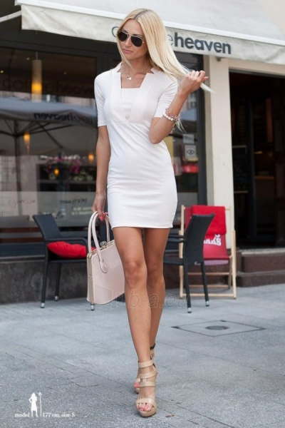 Suknelė Elizabeth (šviesiai rožinės spalvos) Paveikslėlis 1 iš 5 310820035927