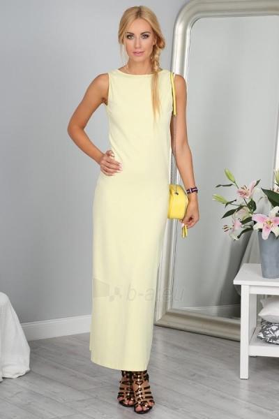 Suknelė Elsie (citrinos spalvos) Paveikslėlis 1 iš 4 310820035937