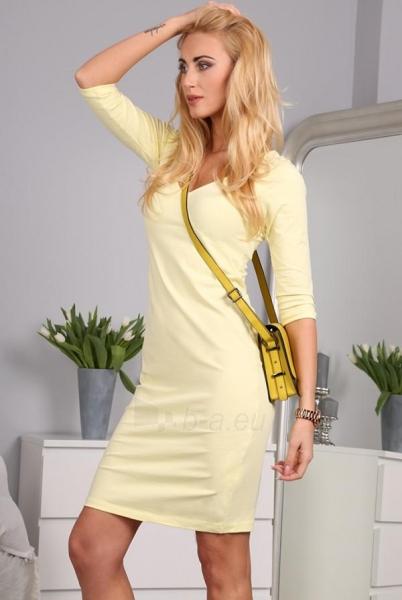 Suknelė Frauna (citrinos spalvos) Paveikslėlis 1 iš 3 310820035325