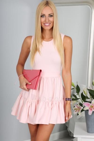 Suknelė Freya (šviesiai rožinės spalvos) Paveikslėlis 1 iš 4 310820035952